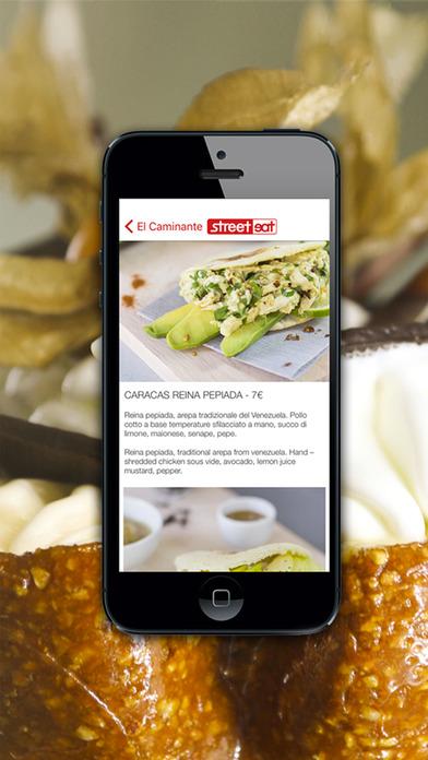 StreetEat – Food truck finder Screenshot