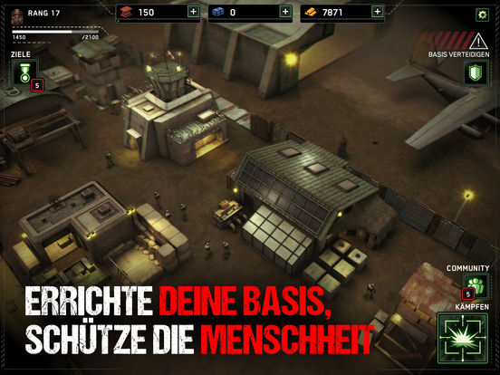 Screenshot 4 Zombie Gunship Survival