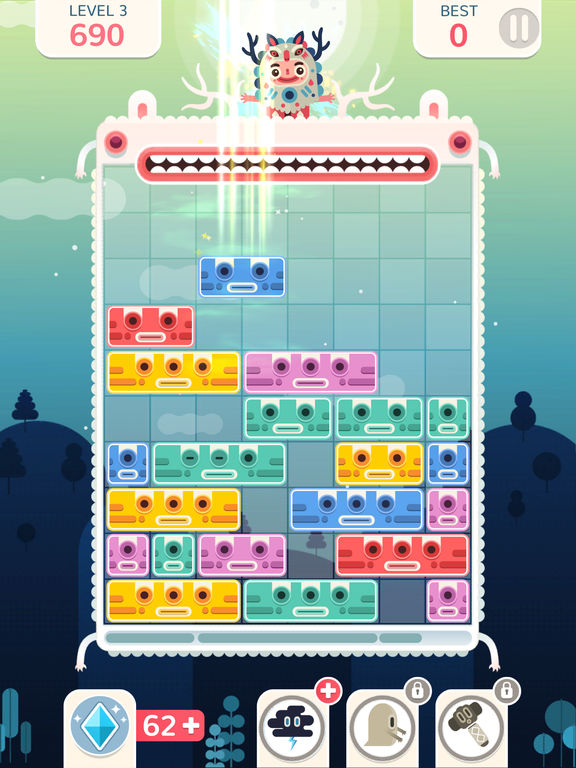 Screenshot 5 Slidey: Block Puzzle