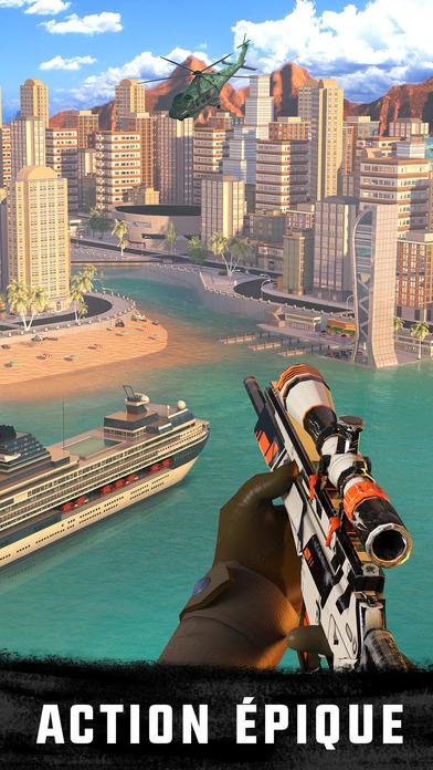 download Sniper 3D Assassin: Meilleurs Jeux de Tir apps 3