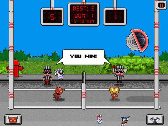 Screenshot 2 Pixel Volley