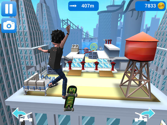 Screenshot 5 Faily Skater
