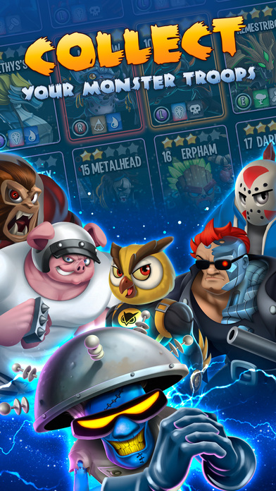 download Monster Legends RPG - Breed, Collect & Fight PVP appstore review