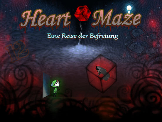 Screenshot 1 Heart Maze