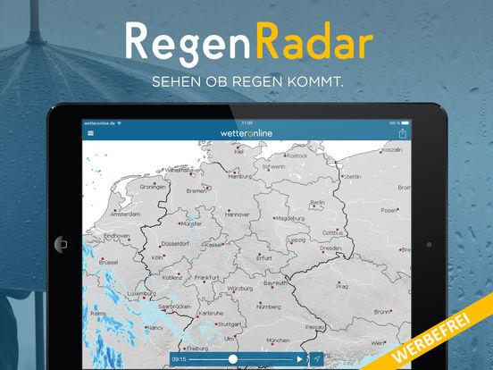 RegenRadar Pro Screenshots