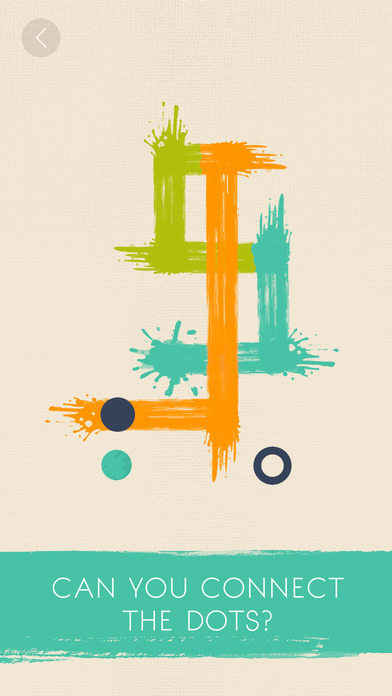 Screenshot 1 Splashy Dots