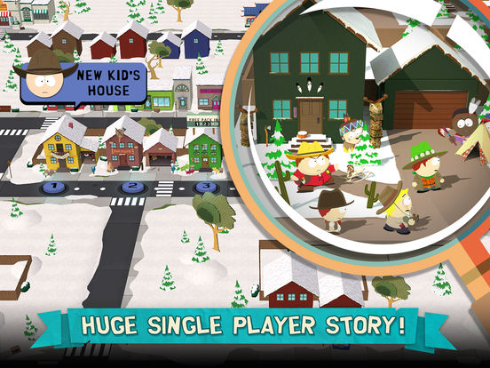 Screenshot 3 South Park: Phone Destroyer™