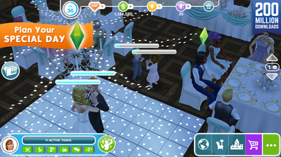 download The Sims™ FreePlay appstore review