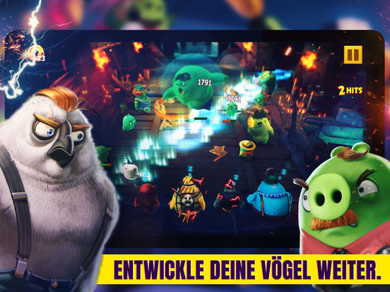 Screenshot 2 Angry Birds Evolution
