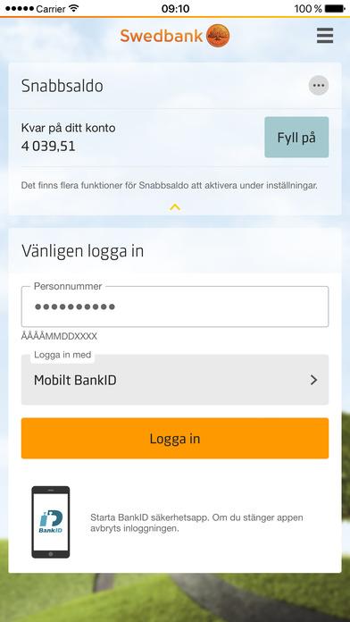 swedbank adress