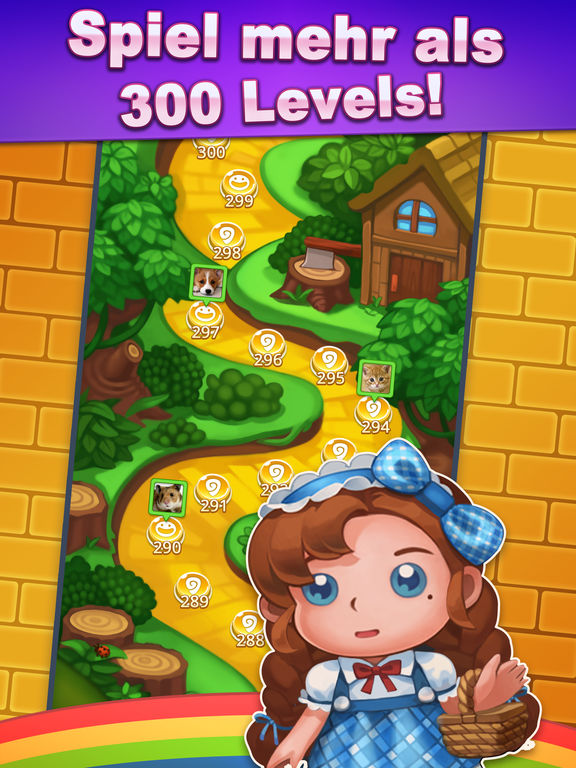 Screenshot 4 Wicked OZ Puzzle