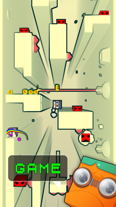 Super Sticky Bros iOS Screenshots