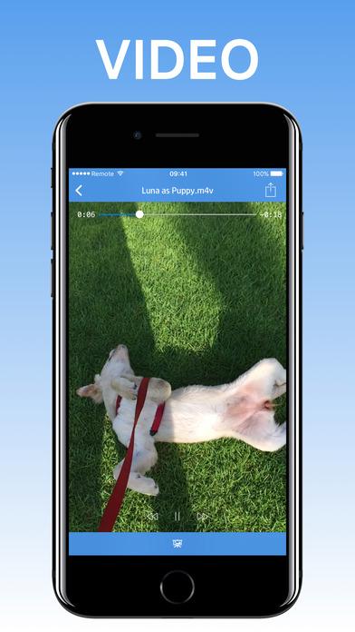 Remote Drive Pro for Mac Screenshot