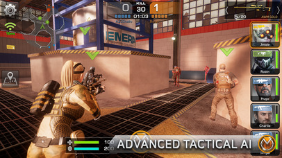 Screenshot 3 Combat Squad - Online FPS