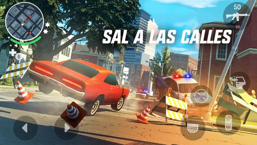 Gangstar New Orleans: juego de acción open world Screenshot