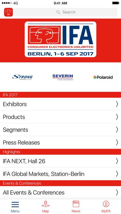 download IFA Berlin 2017 appstore review