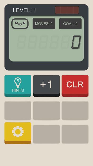 Calculator: The Game iOS Screenshots