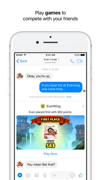 download Messenger apps 1