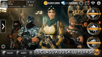 Screenshot 5 Combat Squad - Online FPS