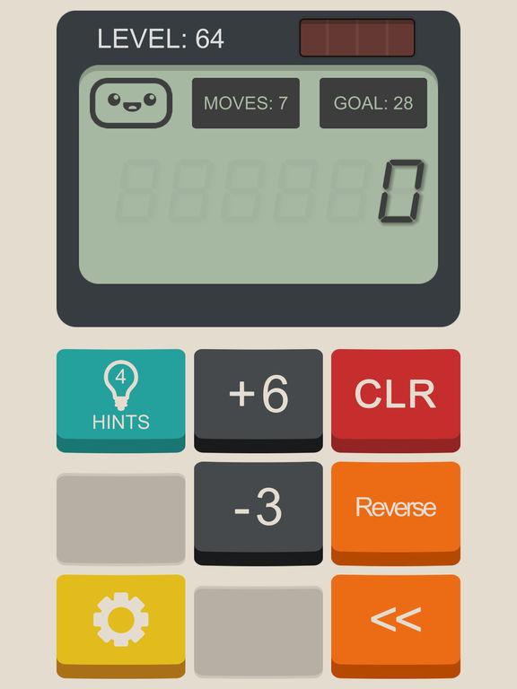 Screenshot 3 Calculator: The Game