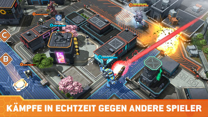 Titanfall: Assault iOS Screenshots