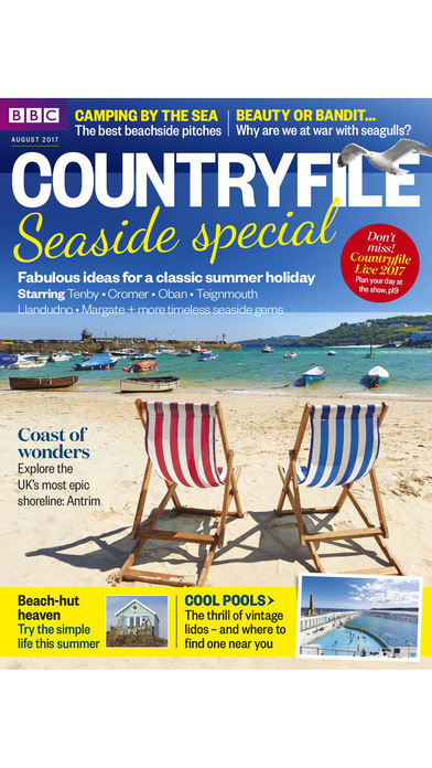 download BBC Countryfile Magazine appstore review