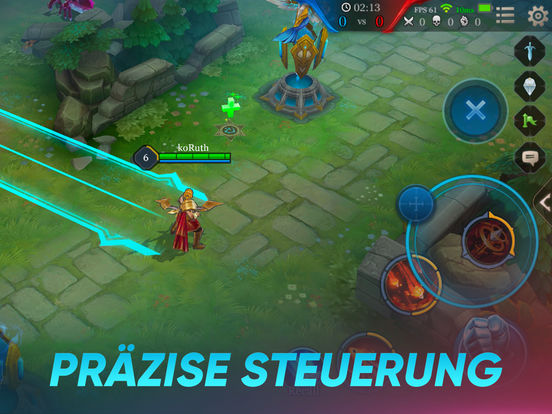 Screenshot 4 Arena of Valor