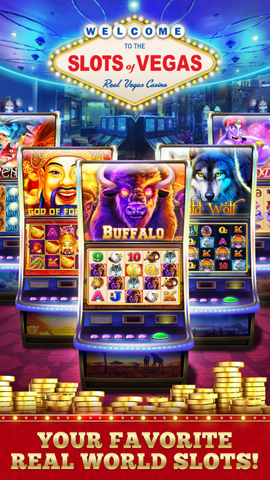 Real slot apps iphone