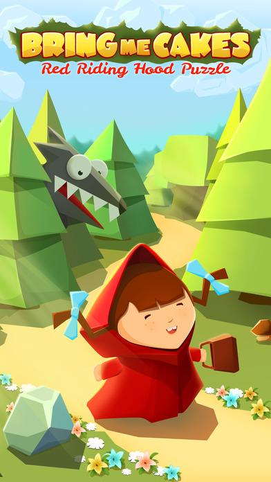 Bring me Cakes - Puzzle Spiel iOS Screenshots