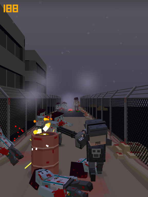 Screenshot 3 Left Behind Zombie Apocalypse