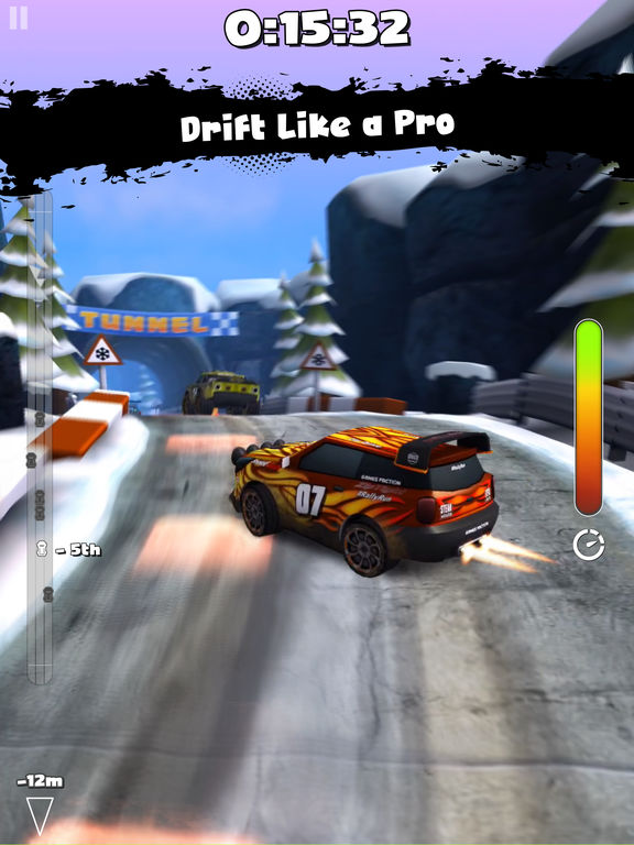 Screenshot 4 Rally Run