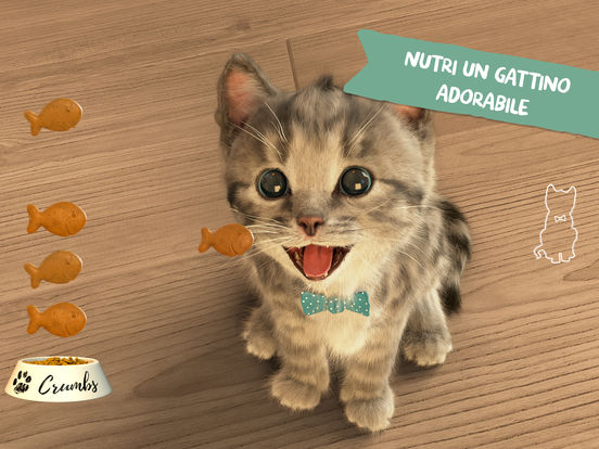Piccolo micio: il mio gatto preferito Screenshot