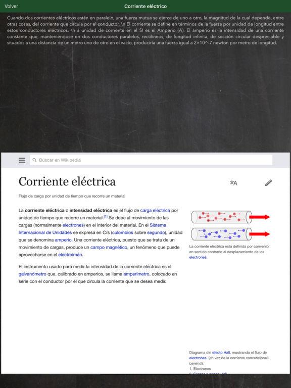 Física y Química iPad