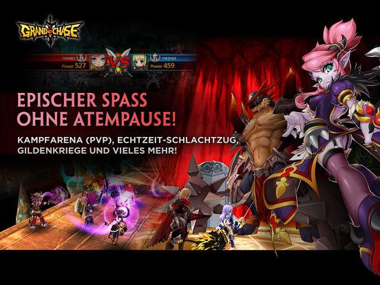 Screenshot 4 GrandChase M : Action RPG