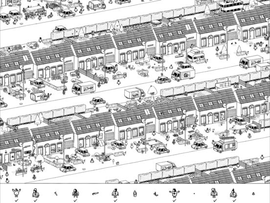 Screenshot 4 Hidden Folks