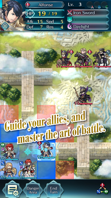 download Fire Emblem Heroes appstore review