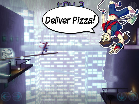 Screenshot 2 Ninja Pizza Girl