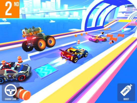 Screenshot 2 SUP Mehrspieler-Rennspiel