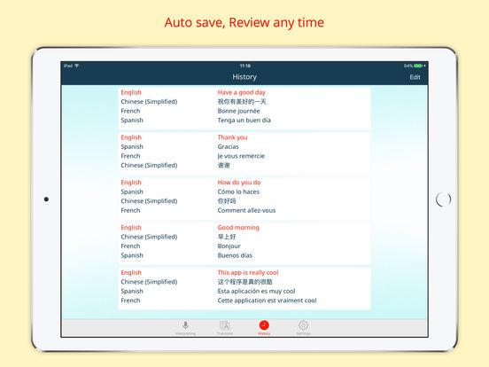 Multi Translate | Translate voice Translate photo Screenshot