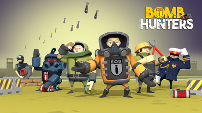 Bomb Hunters iOS Screenshots