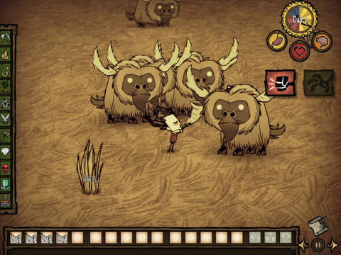 Don't Starve: Pocket Edition Screenshot