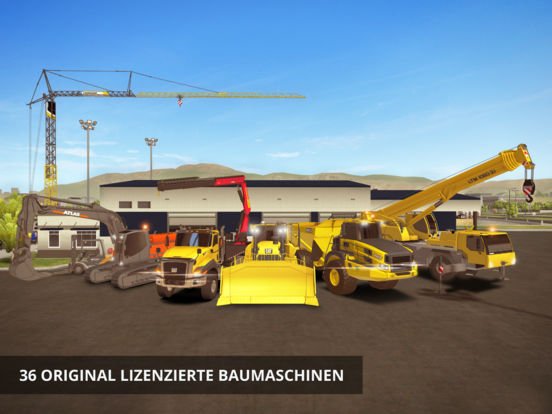 Screenshot 3 Bau-Simulator 2