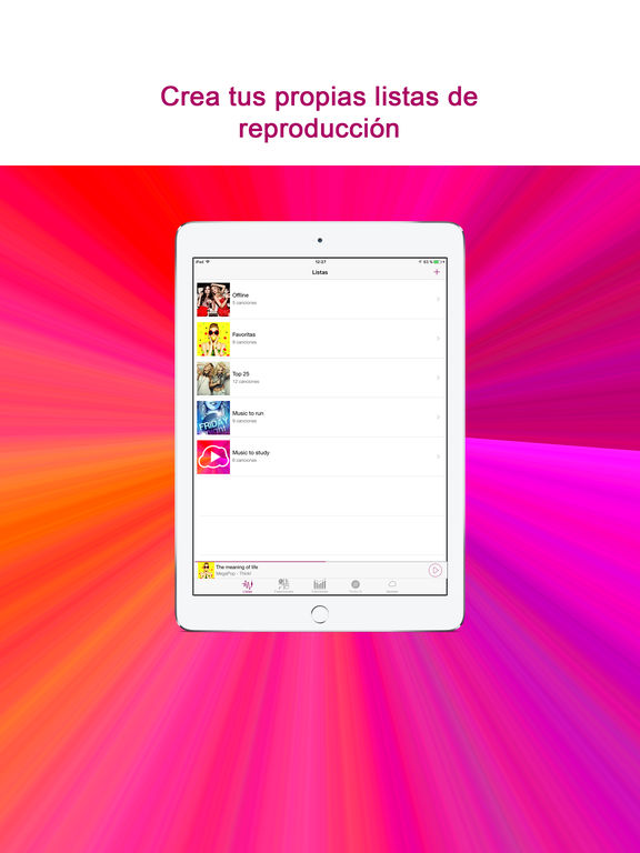 Cloud Music - Musica Gratis y Reproductor de Nubes Screenshot