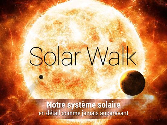 Solar Walk™ – Modèle 3D du Système Solaire iPad