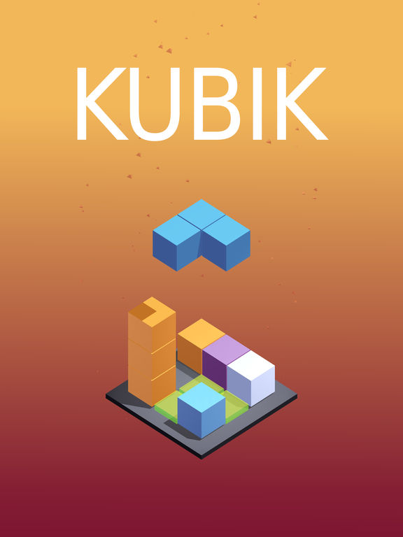Kubik iOS Screenshots