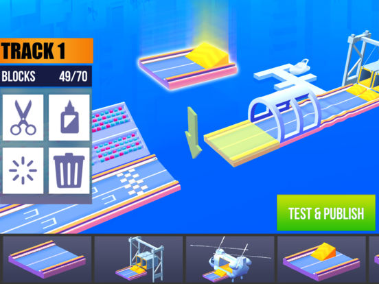 Screenshot 4 SUP Mehrspieler-Rennspiel