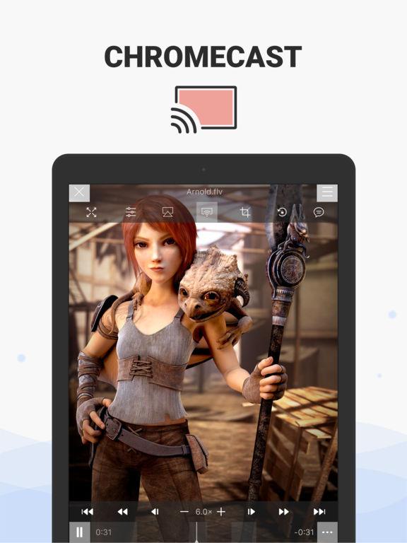 PlayerXtreme Media Player - Filme & Streaming Screenshot