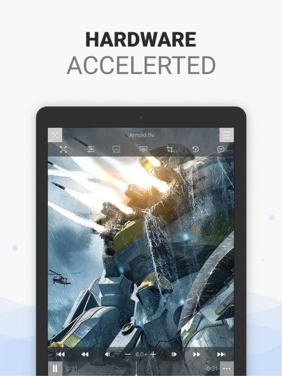 PlayerXtreme Media Player - Movies & streaming Screenshot