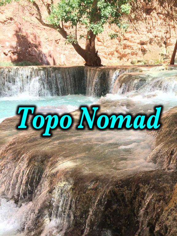 Topo Nomad Screenshots