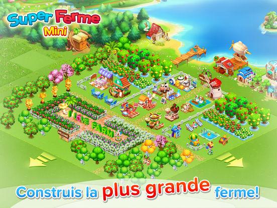 Super ferme mini dans l app store - Entrepot super ferme ...